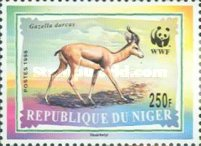 [World Nature Protection - Dorcas Gazelle, Typ AYW]