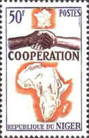 [French, African and Malagasy Co-operation, type BR]