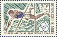 [African Games, Brazzaville, Typ CO]