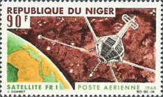 [Airmail - French Satellites, type DI]