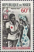 [Nigerian Red Cross, Typ EW]