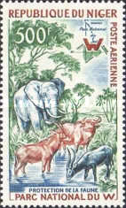 [Airmail - Animal Protection, Typ G]