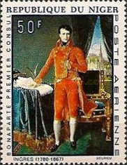 [Airmail - The 200th Anniversary of the Birth of Napoleon Bonaparte, 1769-1821, Typ GK]
