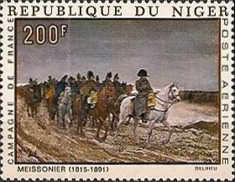 [Airmail - The 200th Anniversary of the Birth of Napoleon Bonaparte, 1769-1821, Typ GN]