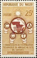 [The 10th Anniversary of African Technical Co-operation Commission, type H]