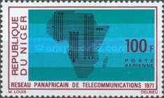 [Airmail - Pan-African Telecommunications Network, Typ JD]