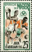 [Abidjan Games, 1961, type Q]