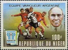 [Football World Cup - Argentina, Typ UH1]