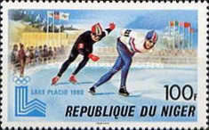 [Winter Olympic Games - Lake Placid, USA 1980, Typ XI]