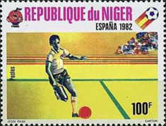 [Football World Cup - Spain 1982, type YF]