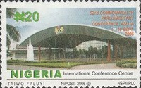 [The 52nd Commonwealth Parliamentary Conference - Abuja, type AAU]