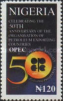 [The 50th Anniversary of OPEC, type ABZ]