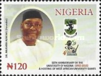 [West African University Games - The 55th Anniversary of the University of Nigeria, type ADT]