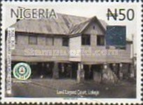 [The 100th Anniversary (2014) of Nigeria, type AEE]