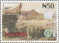 [The 100th Anniversary (2014) of Nigeria, type AEI]