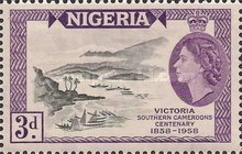 [The 100th Anniversary of Victoria, S. Cameroons, type AP]