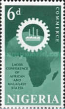 [Lagos Conference of African and Malagasy States, type BU]