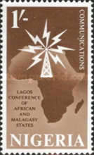 [Lagos Conference of African and Malagasy States, type BV]