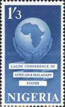 [Lagos Conference of African and Malagasy States, type BW]