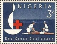 [The 100th Anniversary of Red Cross, type CQ]