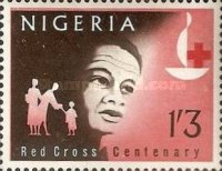 [The 100th Anniversary of Red Cross, type CS]