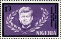 [President Kennedy Memorial Issue, type DA]