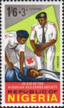[Nigerian Red Cross, type EU]