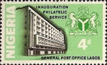 [Inauguration of Philatelic Service, type FL]