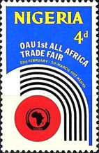 [All-Africa Trade Fair, type GX]