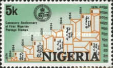 [The 100th Anniversary of Nigerian Stamps, type IL]