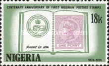 [The 100th Anniversary of Nigerian Stamps, type IN]