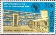 [The 20th Anniversary of African Development Bank, type NS]
