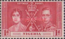 [King George VI & Queen Elizabeth, type O]