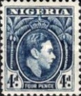 [King George VI, type P10]