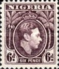 [King George VI, type P11]
