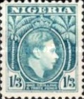 [King George VI, type P13]