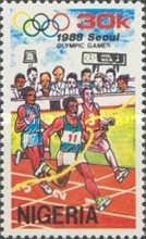[Olympic Games - Seoul, South Korea, type QW]