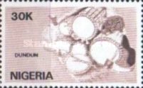 [Nigerian Musical Instruments, type RE]