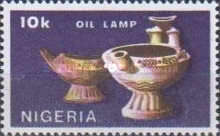 [Nigerian Pottery, type RR]