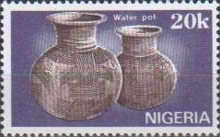 [Nigerian Pottery, type RS]