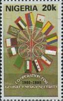 [The 30th Anniversary of the Organization of Petroleum Exporting Countries, type SC]