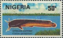 [Nigerian Fish, type SU]