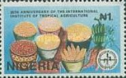 [The 25th Anniversary of International Institute of Tropical Agriculture, type TJ]