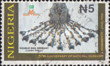 [The 50th Anniversary of National Museums and Monuments Commission, type UJ]
