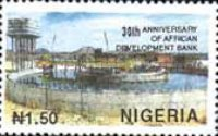 [The 30th Anniversary of African Development Bank, type VE]