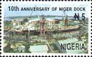 [The 10th Anniversary of Niger Dock, type VW]