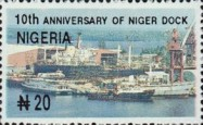 [The 10th Anniversary of Niger Dock, type VY]