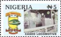 [The 100th Anniversary of Nigerian Railway Corporation, type WY]