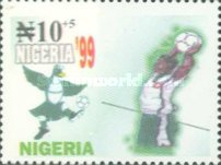 [The 11th World Youth Football Championship, Nigeria, type XD]