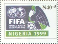 [The 11th World Youth Football Championship, Nigeria, type XG]